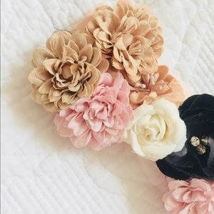 Flower Hair Clips!!! New!!!